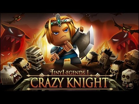 Official TinyLegends I : Crazy Knight Trailer