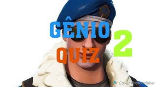 GENIUS QUIZ FORTNITE-PART 2