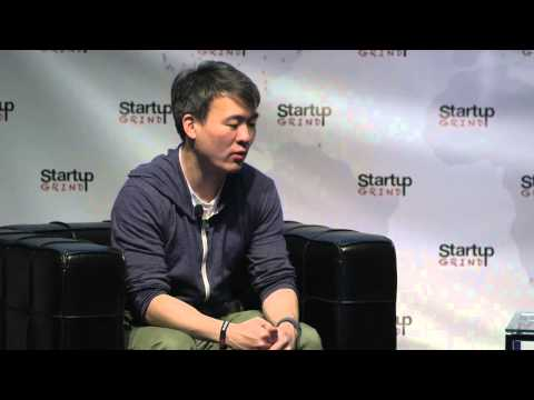 James Park (Fitbit) and Jeff Clavier (SoftTech VC) at Startup Grind 2014