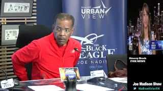"Stacey Dash: The Louisiana Minority Community Is  ""Uneducated""  Joe Madison Responds With Outrage"