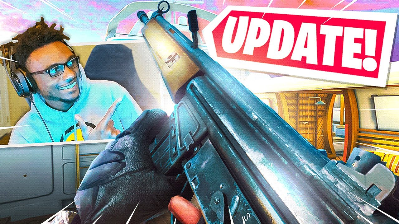 the *NEW* COLD WAR SEASON 4 WEAPON BALANCE UPDATE! 🔥 (LC10, MAC-10 + More)