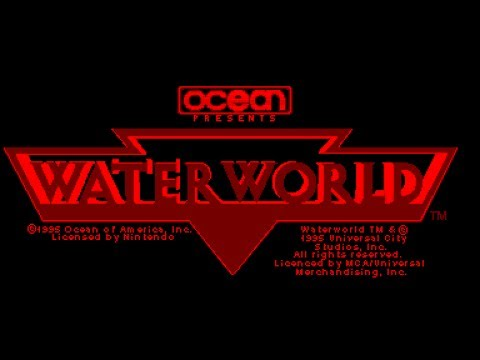 Virtual Boy Longplay [06] Water World (3D)