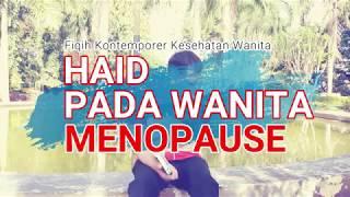 Perimenopause adalah masa menuju menopause. Menopause adalah berakhirnya menstruasi secara alami 12 .