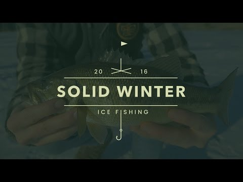 Ice Fishing In Vermont - SOLID WINTER -  Higher Elevations Adventures