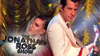 Mark Ronson Performs Late Night Feelings Featuring Lykke Li - The Jonathan Ross Show