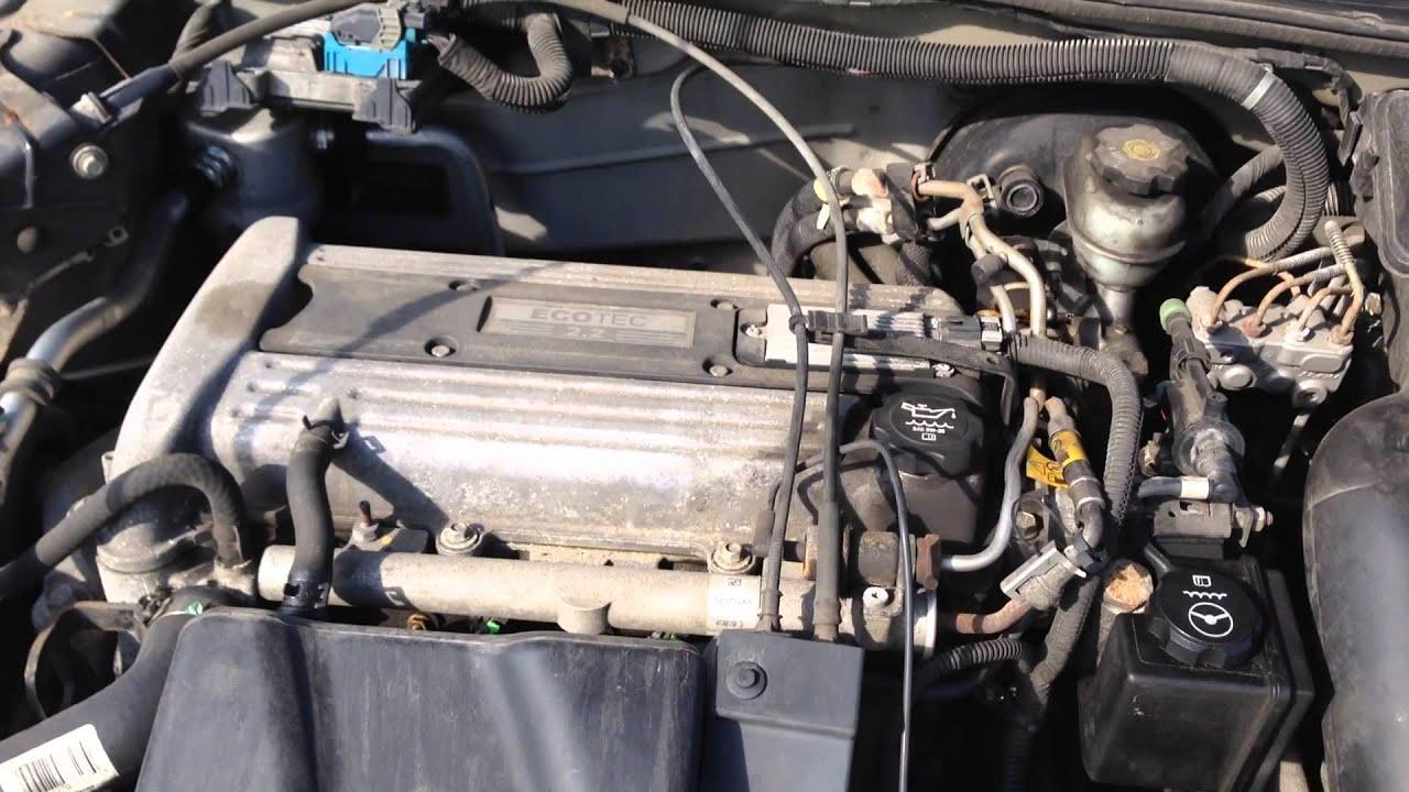 E3CE229 2003 Chevrolet Cavalier 22 EcoTec Engine Test