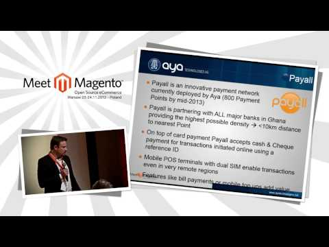 MM12PL: Magento Enterprise for government projects. Boris Vrabec, AYA Technologies AG