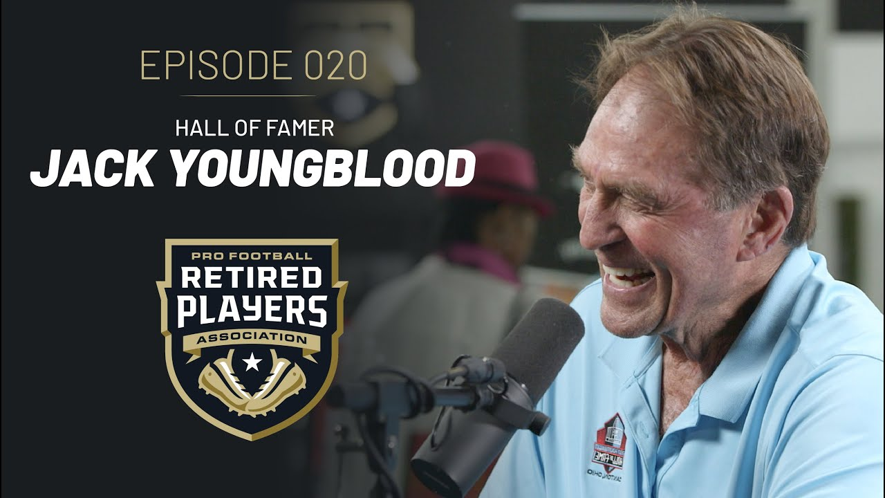 Jack Youngblood | PFRPA Podcast #020 | Hall of Famer