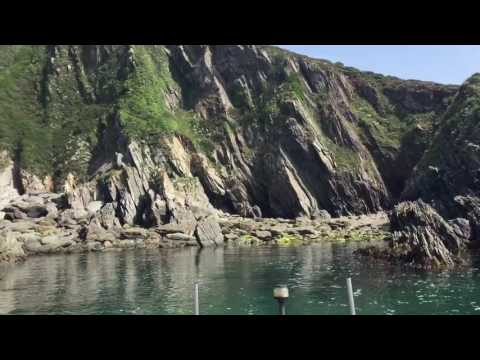 Exploring Devon coves