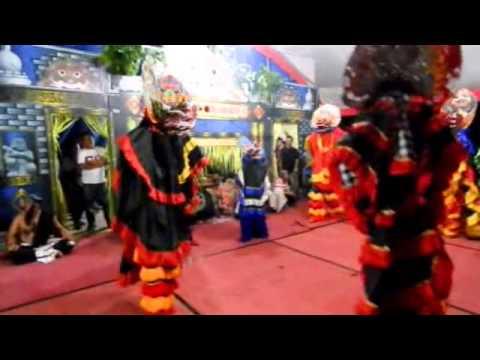 Jaranan KARYO BUDOYO feat HASWO KRIDO__RAMPAK BARONGAN