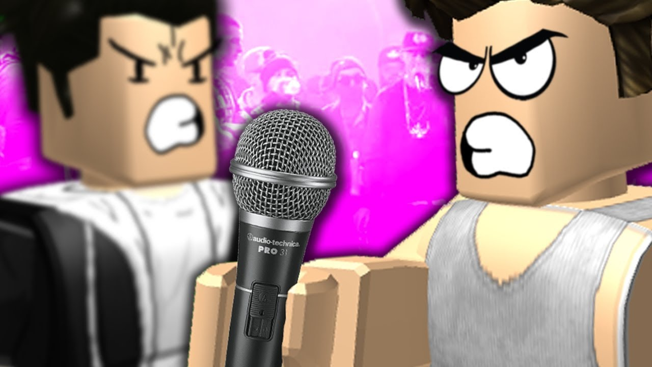 Download RAP BATTLE IN ROBLOX (REAL DISS TRACK) (AlbertsStuff reupload)