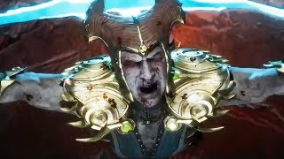 MORTAL KOMBAT 11 - Story Trailer 2019 (PS4, XBOX ONE, PC)