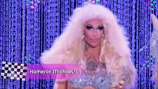 RuPaul's Drag Race Season 10 - Double Trouble Runway 😇|😈 [Episode 11]