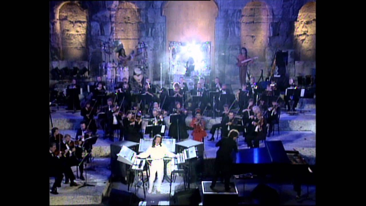 Yanni Live At The Acropolis Greece