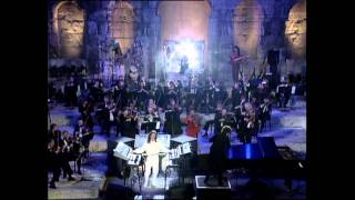 Yanni Live at the Acropolis, Greece - Santorini(www.Yanni.com - Yanni performing