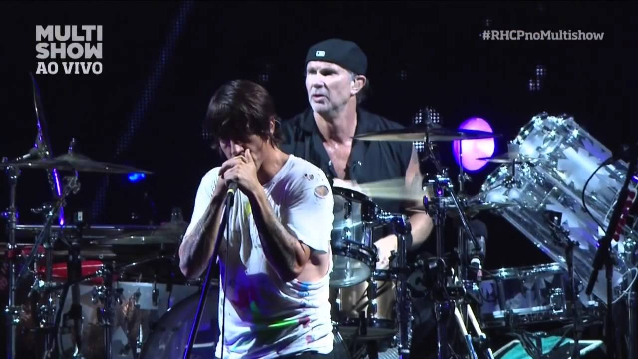Red Hot Chili Peppers - Otherside - Live at Rio de Janeiro, Brazil (09/11/2013) [HD]