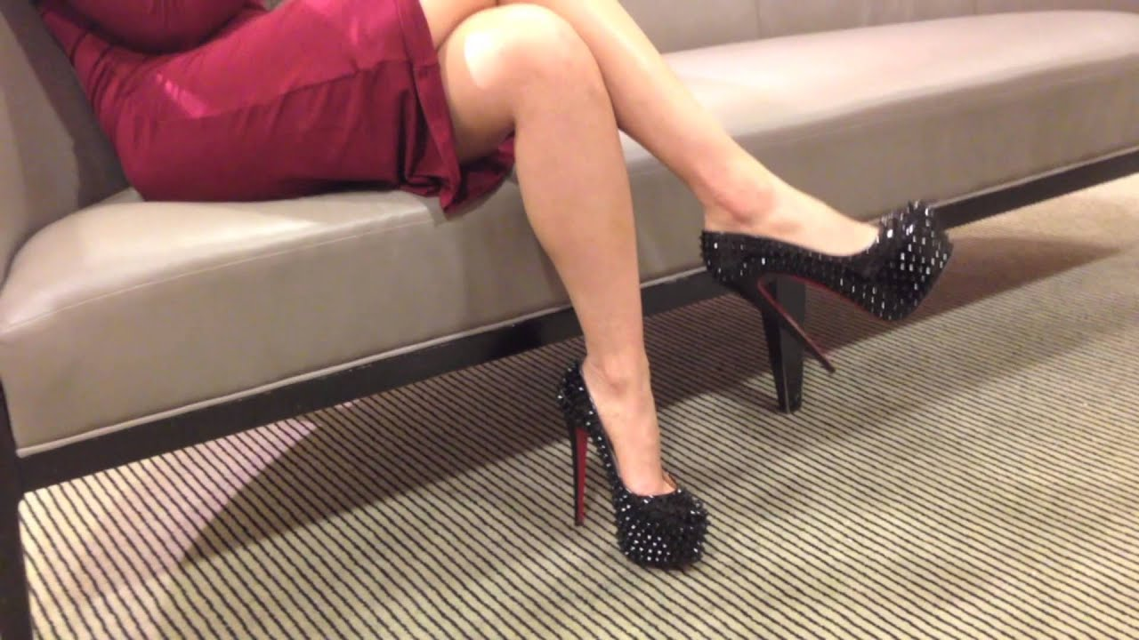 how to walk in high heels youtube