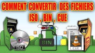 RECALBOX | TUTO FR | Comment convertir des fichiers ISO, BIN et CUE !