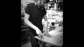 London School Of Furniture Making - Conoid Chair 1