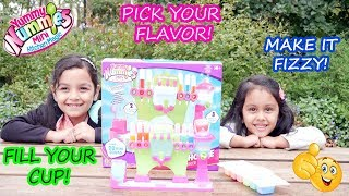 PICK YOUR FLAVOR WITH YUMMY NUMMIES SODA SHOPPE MAKER