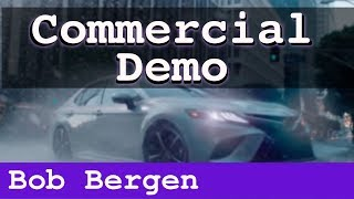 Bob Bergen 2018 Commercial Voiceover Demo