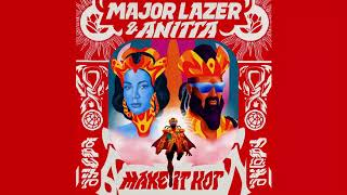 Major Lazer & Anitta - Make It Hot (Official Instrumental)