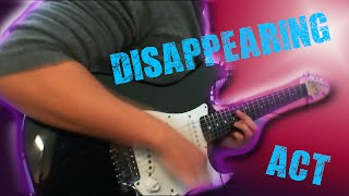 U2 - Disappearing act cover - Roberto Marra
