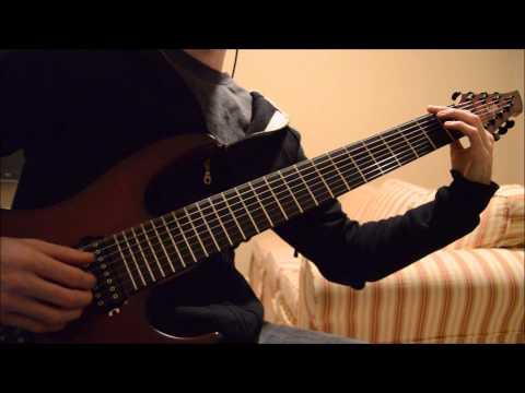 O Holy Night - 8 String Guitar