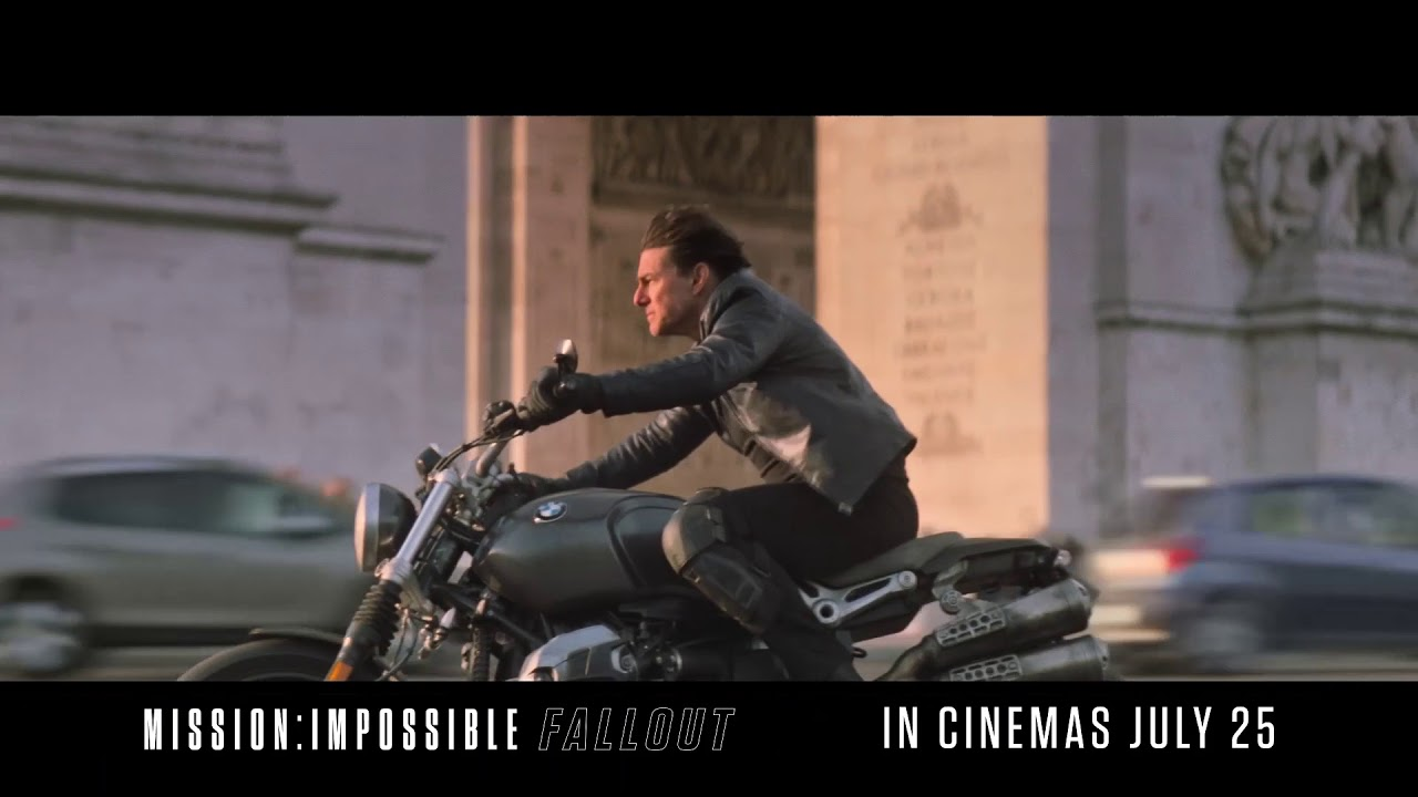 MOVIES: Mission: Impossible - Fallout - News Roundup