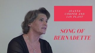 Song of Bernadette by Joanne Cooper and Ian Plant