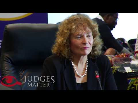 JSC interview of Judge M Victor for the Competition Appeal Court (Judges Matter)