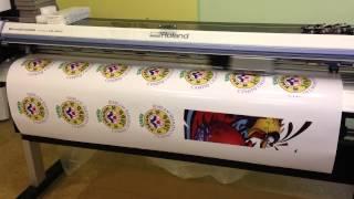 Интерьерная печать с контурной резкой в екатеринбурге(Интерьерная печать с контурной резкой тел 8(343)346-71-70., 2015-08-07T16:01:02.000Z)