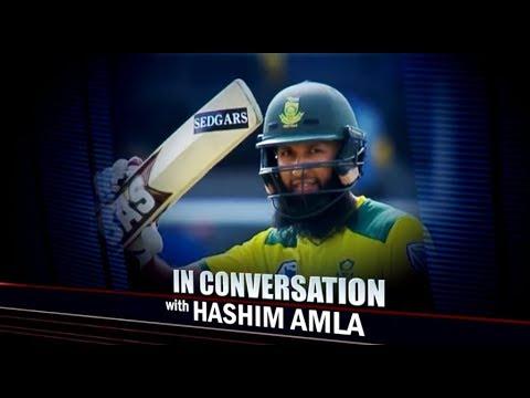 In Conversation with Hashim Amla
