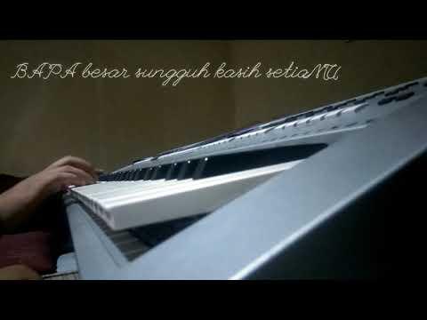 Seperti BAPA Sayang AnakNYA ( Piano Cover ) - Andrew Prasetyo