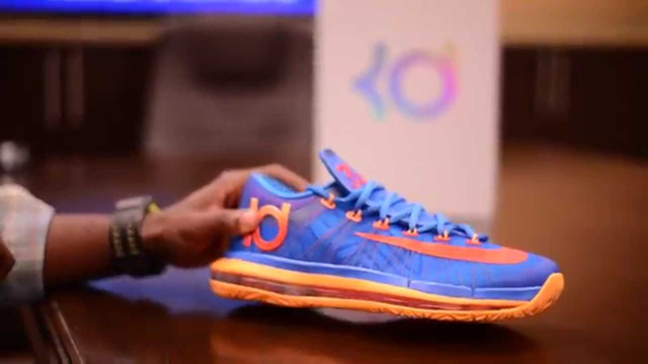 903605b87da3 Nike KD VI and Lebron XI Elite Unboxing and On Feet Review HD - YouTube