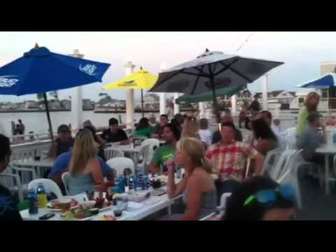 Memorial Day @ The Wharfside Patio bar in Point Pleasant ...