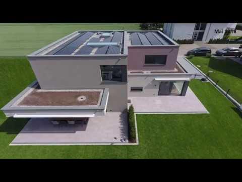 Hausbau in Zeitraffer - so entsteht ein Einfamilienhaus!