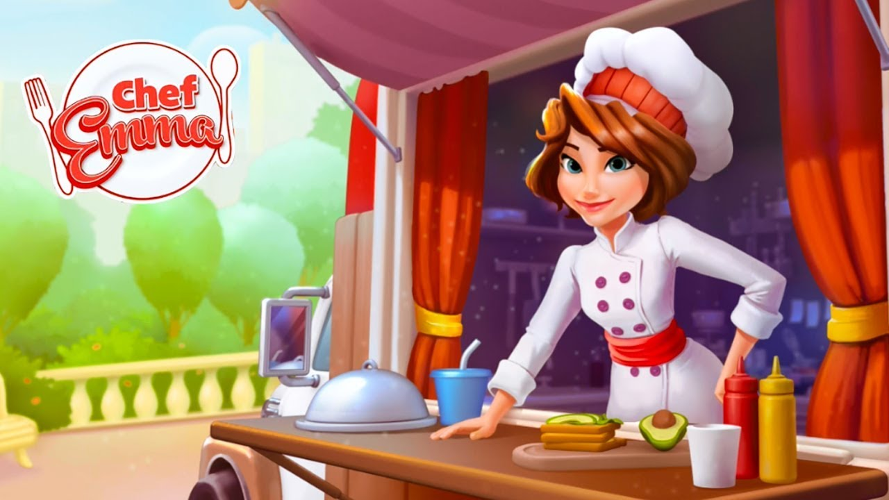 Chef Emma – Android Gameplay (By 505 Games Srl)