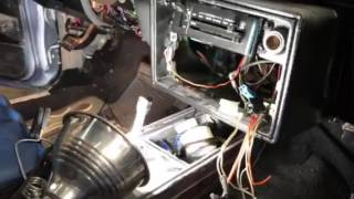 Worst car stereo installation ever