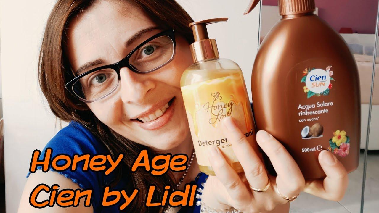 Honey Age Cien Lidl Svuotalaspesa Honeyage Youtube