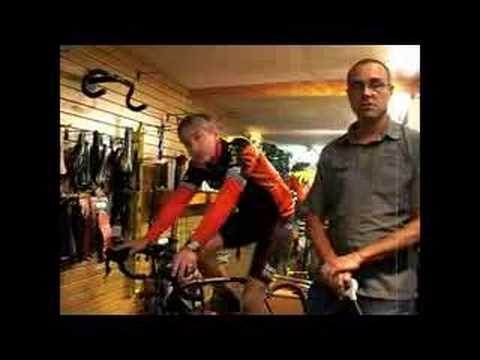 The Bike Palace Bicycle Fitting BG, Body Geometry, and Fit Kit solution