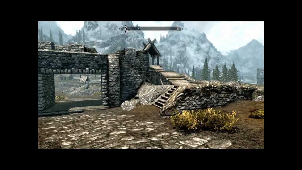 The Elder Scrolls V Skyrim - Shimmer Flicker Problem