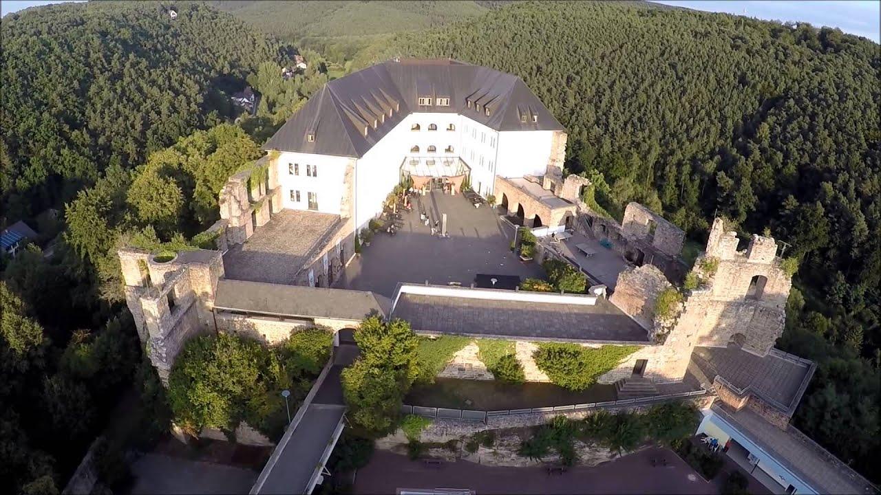 Burg Altleiningen - YouTube