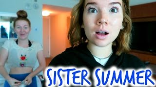 TEXAS, MEET OUR FAM & MY NOSE RING | SISTER SUMMER