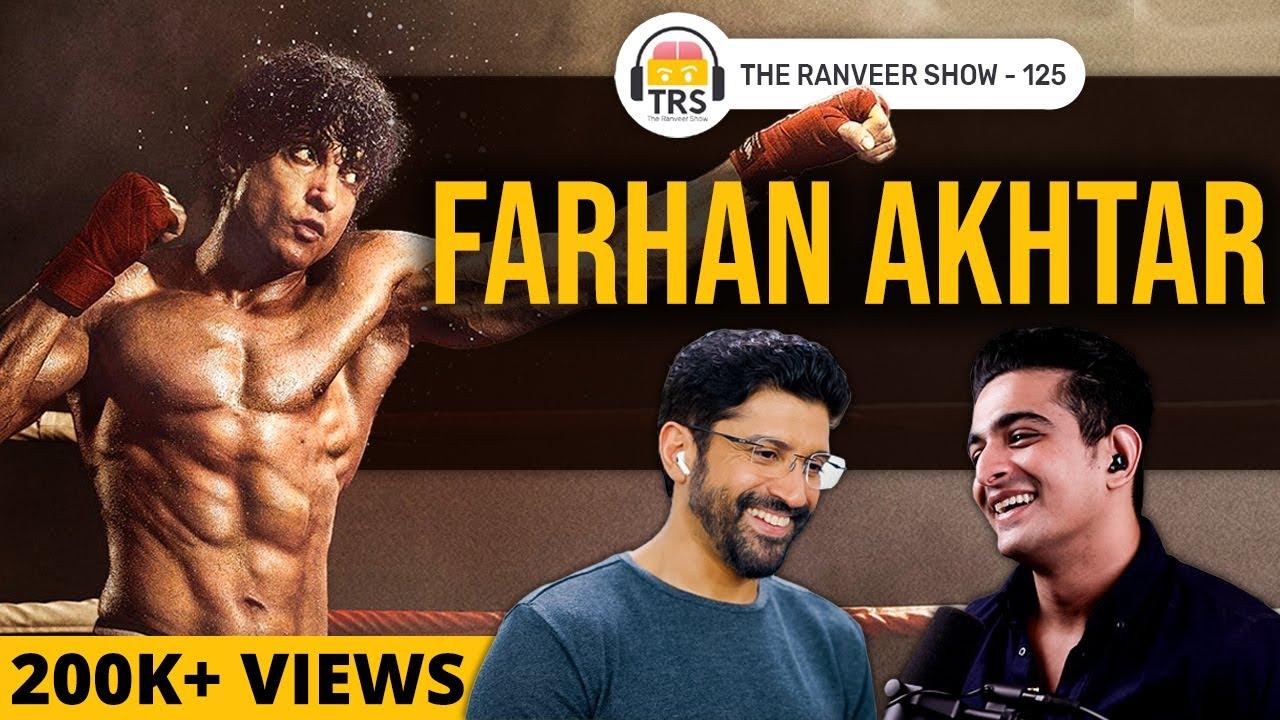 Farhan Akhtar ULTIMATE Warrior Mindset, Creativity & Fitness   The Ranveer Show 125