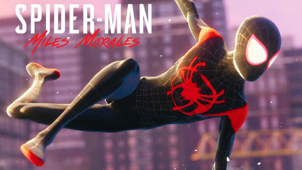Download Spider-Man: Miles Morales - Full Game Walkthrough (PS5)