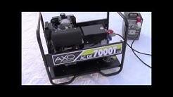 AXO diesel aggregaatti 7000T