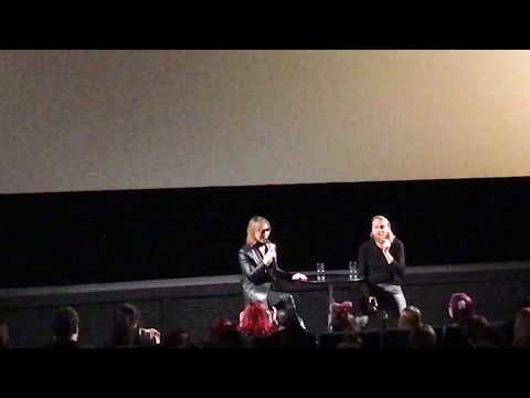 YOSHIKI Q&A Panel in Berlin after We Are X Theater Premiere