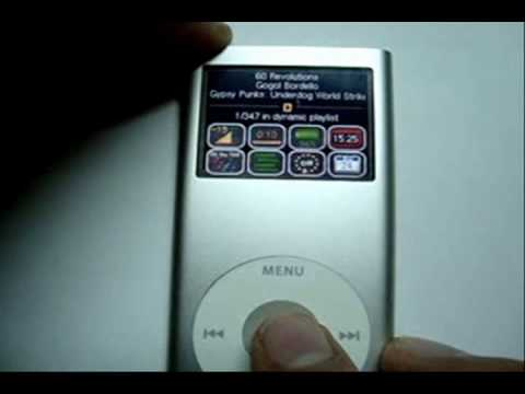 how to get music off ipod nano