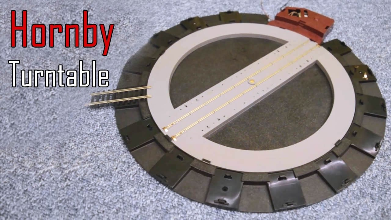 Unboxing Amp Repairing The Hornby Turntable